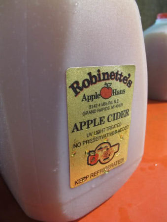 Robinette's Apple Cider