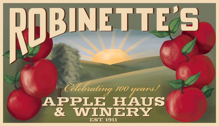 Apple Orchard Farms Michigan, Cider Mills Michigan | Robinettes
